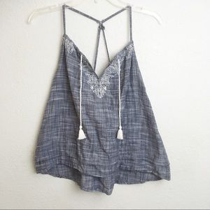 Abercrombie & Fitch Boho Blouse